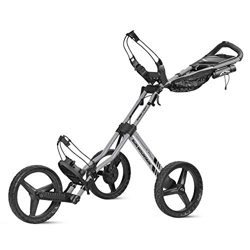 Sun Mountain Speed Golf Cart GT, Silver