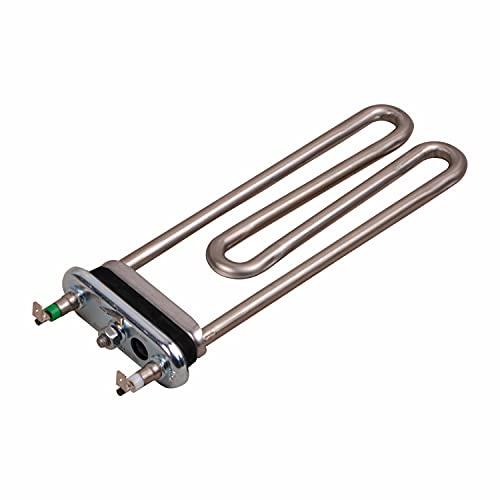 Elemento calefactor de repuesto para Bosch 12024403, 2000 W, 230 V, para lavadoras automáticas