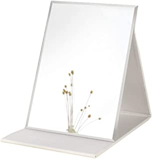 Zcooooool Miroir Grand Miroir de Maquillage Portable Super HD Miroir Multi Stand Angle Main Libre / Portable / Table Miroi...