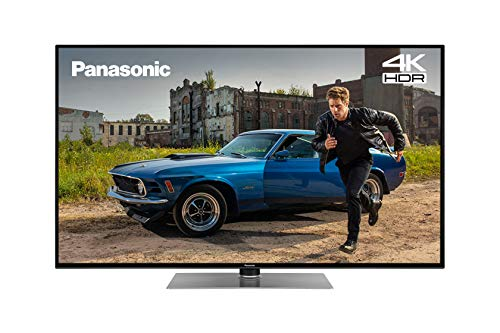 Panasonic TX-65GX561B 65 inch 4K Ultra HD HDR Smart TV with Freeview Play, Black (2019)