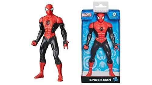 Boneco Marvel Spider Man Olympus Homem-Aranha - Figura de 24 cm, para crianças acima de 4 anos - F0780 - Hasbro