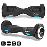 Phaewo Hoverboard 6.5' Smart Self Balance Scooter, Overboard con LED Autobilanciato Scooter...