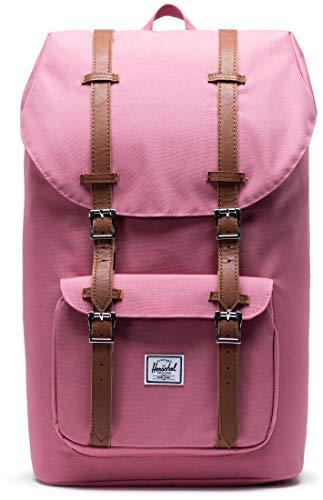Herschel Little America Mid Volume Unisex Erwachsene Tasche, Little America, Herschel Little America Backpack, Pink, Herschel Little America Backpack