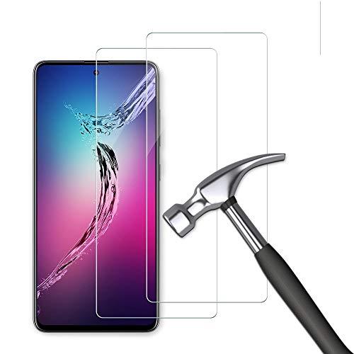 Bodyguard für Samsung Galaxy A21s Schutzfolie, 2 Stück 9H Härte Gehärtetem GlassBlasenfrei Anti-Kratzer Anti-Öl Panzerglas, Displayschutzfolie für Samsung Galaxy A21S