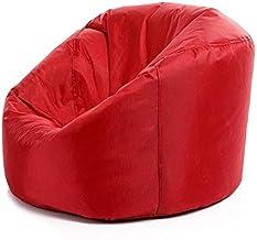 كرسي استرخاء بين باج ضد الماء حجم وسط أحمر