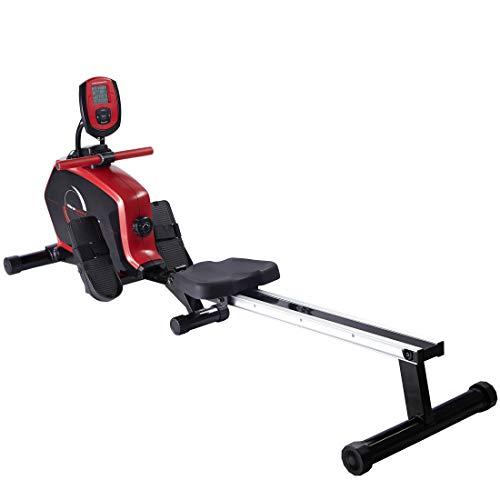 Rameur d'appartement avec console - Ultrasport