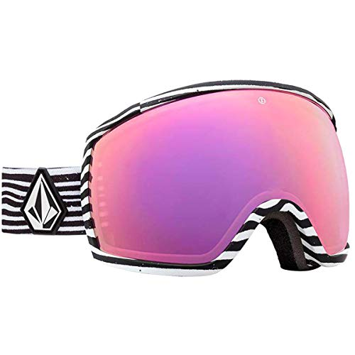 Electric OTG Egg Volcom Collab Skibrille, 2 Bildschirme