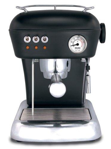 Ascaso Dream Espressomaschine in 'Dark Black' - NEUAUFLAGE
