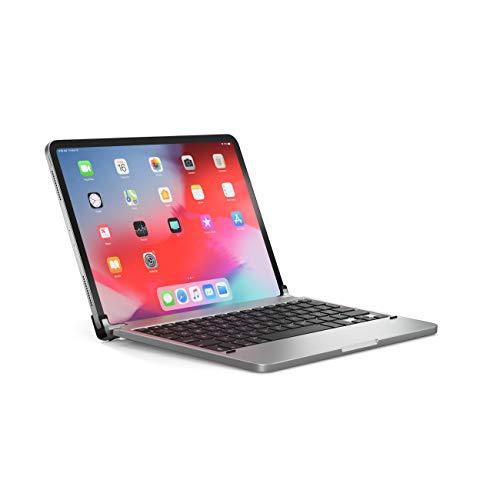 Brydge 11.0 PRO Tastiera per Dispositivo Mobile QWERTY Tedesco Argento Bluetooth 11.0 PRO, QWERTY, Tedesco, Apple, iPad PRO, Argento, 27,9 cm (11 )