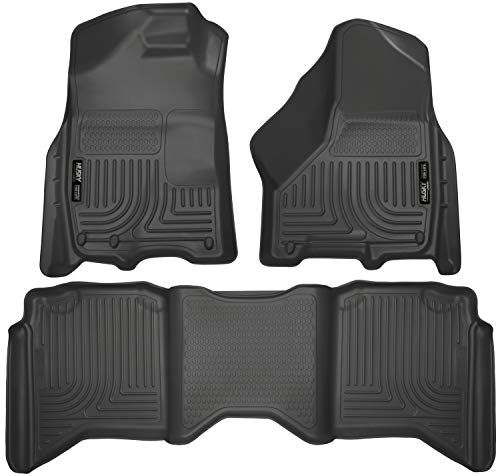Our Top Pick: Husky Liners 99001 Floor Mats