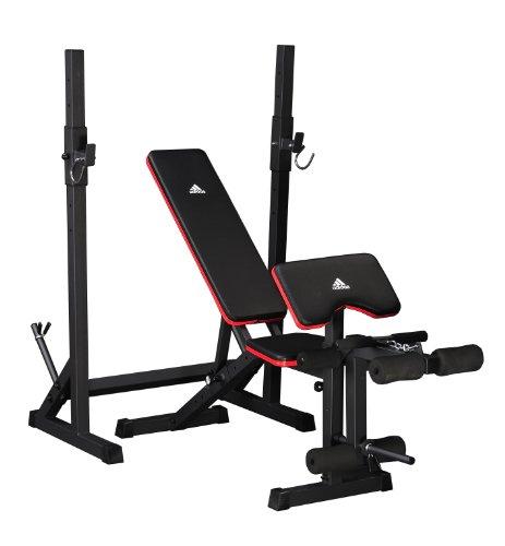 adidas ADBE-10241 Workout Bench Base Panca
