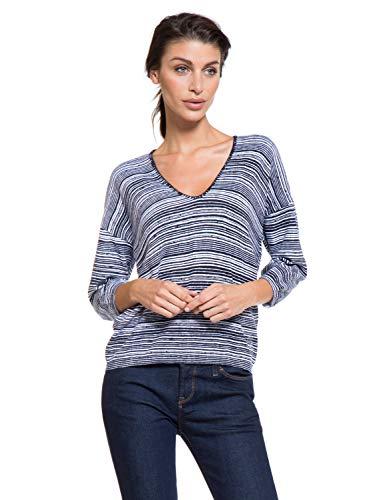 Armani Jeans - Damenpullover, 40, Multicolore