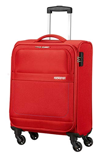 Trolley Trainy Spinner 55/20 Rojo Lava/Red