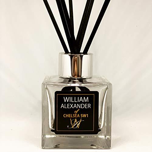 William Alexander Creed Silver Mountain Water Difusor de Varillas perfumado, 100 ml