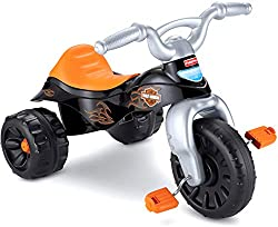 Fisher-Price Harley-Davidson Tough Trike - best toys for 2 year old boys