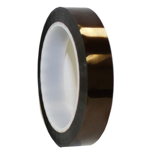 1 Mil Kapton Tape (Polyimide), 3/4 x 36 yds by Tapes Master