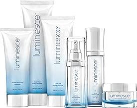 Jeunesse Luminesce Anti-aging Skincare Kit (6 Items): Serum - Moisturizer - Repair - Cleanser - Masque - Renewal