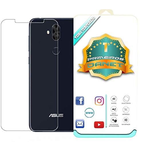 Película De Vidro Temperado Para Asus Zenfone 5 Selfie E Selfie Pro Zc600kl Proteção Blindada Top Premium - Danet