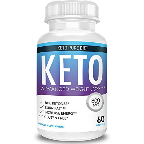 Keto Pure Diet - Advanced Weight Loss - Ketosis Supplement