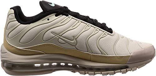 Nike Air MAX 97 / Plus, Zapatillas de Gimnasia para Hombre, Marrón (Lt Orewood Brn/Rattan/String/Black 101), 40.5 EU