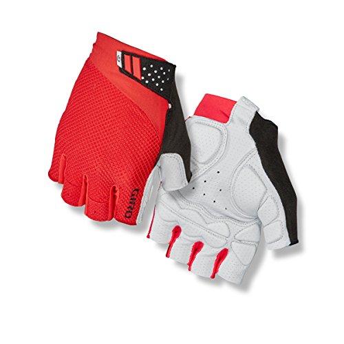 Giro Monaco II Gel Fahrrad Handschuhe kurz rot 2021: Größe: XL (10)