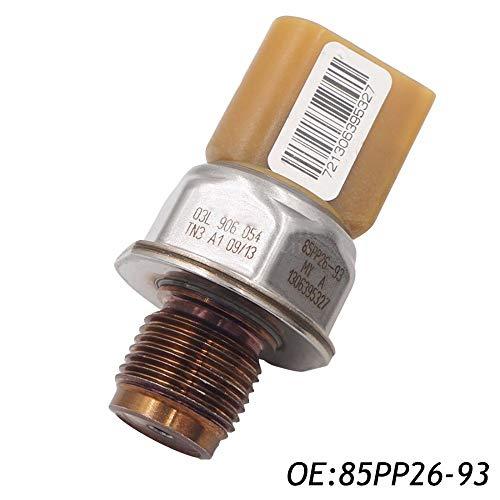 Sensor 85PP26-93 combustible Tren de Alta Presión del sensor 03L906054A for Audi A3 A5 A6 Q5 Fit Beelt Fit Fro Campo de ajuste for el ajuste for el Passat Jetta 2.0L en forma for el diesel