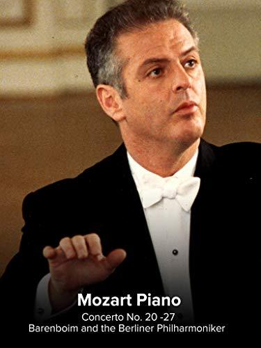 Various Artists - Mozart Piano Concerto No. 27 - Barenboim and the Berliner Philharmoniker