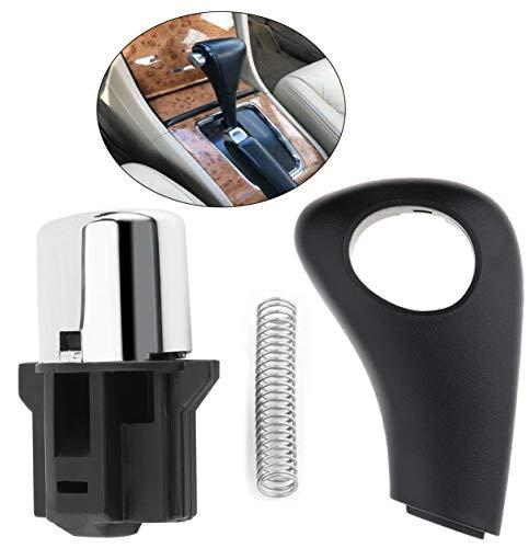 54132-SDA-A81 Shifter Shift Button Knob Repair Kit + 54141-SDA-A81 Shift Knob Side Plate For 2003-2006 Honda Accord