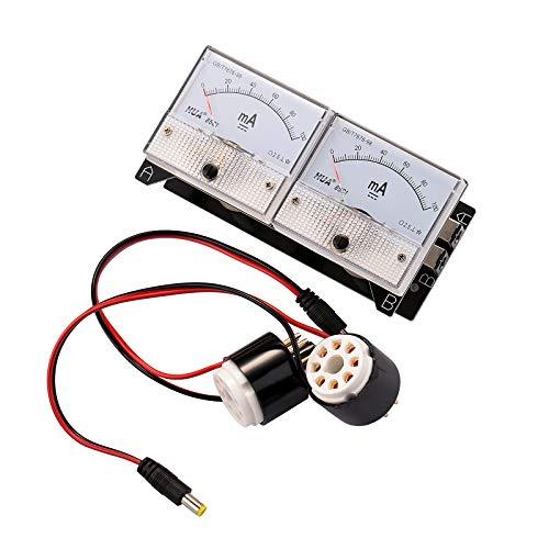 Nobsound 8-Pin Dual Bias Current Probes Tester Meter for...