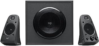 Logitech Z625 Powerful THX 2.1-Ch Home Theater Speakers