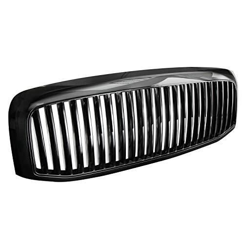07 ram black grille - 3