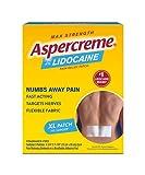 Aspercreme Lidocaine...