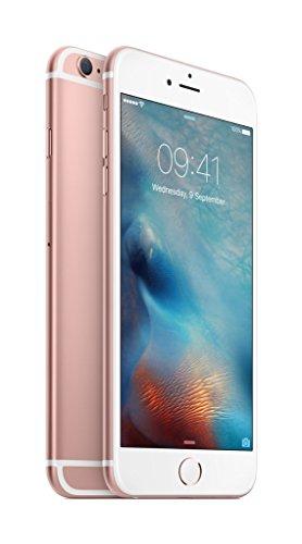Apple iPhone 6S Plus 32 GB SIM-Free Smartphone - Rose Gold (Generalüberholt)