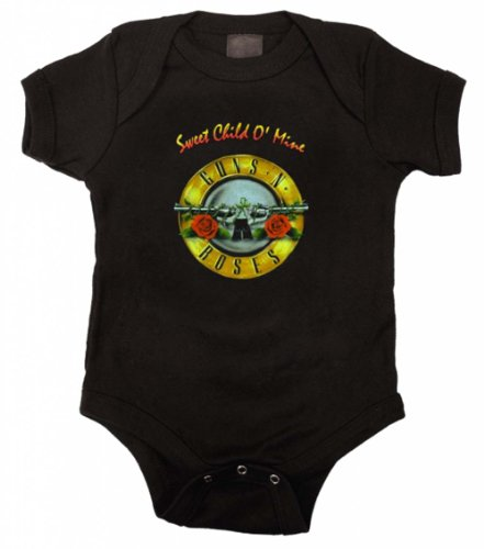 Guns N Roses Sweet Child O Mine One Piece -6mth