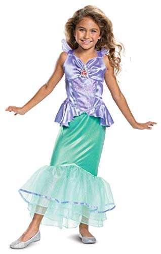 Disney Princess Ariel Classic Girls' Costume Now $3.27 (Was $33.99)