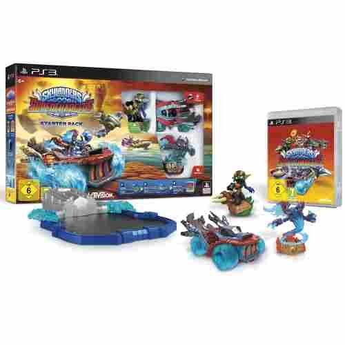 Skylanders SuperChargers: Starter Pack - [PlayStation 3]