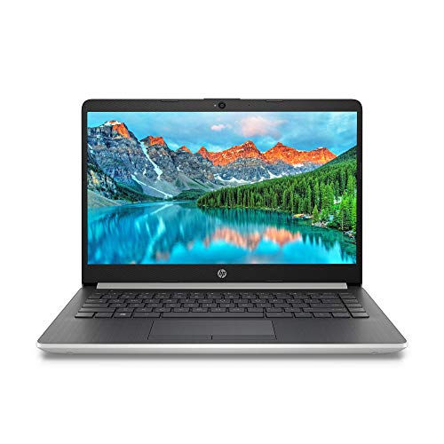 HP 14in High Performance Laptop (AMD Ryzen 3 3200U 2.6GHz up to 3.5GHz, AMD Radeon Vega 3 Graphics, 4GB DDR4 RAM, 128GB SSD, WiFi, Bluetooth, HDMI, Windows 10(Renewed)