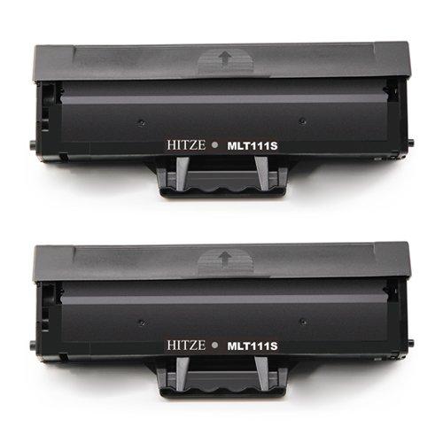 Hitze Samsung MLT-D111S D111S 111S MLT-D111L Toner Compatibile per Samsung Xpress M2070FW M2070 M2026W M2026 M2020 M2070W M2022 M2070F M2022W M2020W (2 Nero)