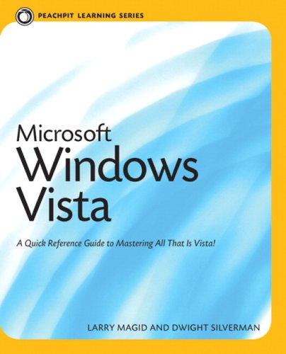 Microsoft Windows Vista: Peachpit Learning Series