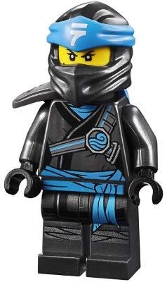 LEGO Ninjago Spinjitzu Nya Minifigura de 70677 (Embolsado)