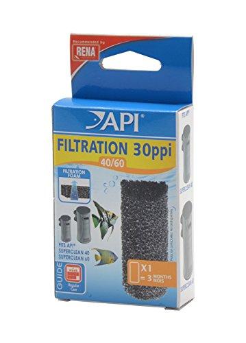 API Mousse filtration 40-60 30 PPI Rena - Pour aquarium