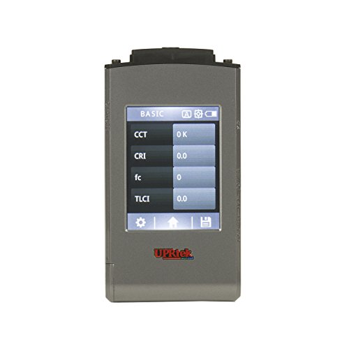 Ikan CV600 Digital LED Light Meter with Exposure, Spectrometer & CRI...