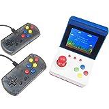 Consola clásica retro mini arcade -juego 360 incorporado con dos manijas control-que se puede...