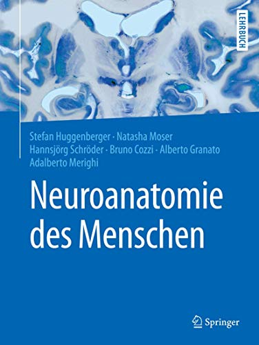 Neuroanatomie des Menschen (Springer-Lehrbuch)