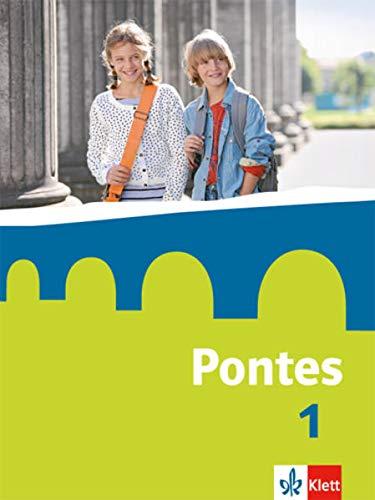 Pontes 1: Schülerbuch 1. Lernjahr: Lateinisches Unterrichtswerk (Pontes. Ausgabe ab 2014)