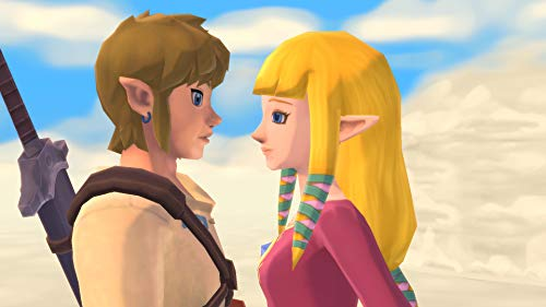 41xL4bQPKCL - The Legend of Zelda: Skyward Sword HD - Nintendo Switch