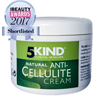 Professional Cellulite And Firming Cream By 5kind Innovative Warming Natural Cellulite Cream Large Tub Great Value.Powerful Formula To Firm Your Skin And Reduce The Appearance Of Cellulite.Free Ebook:Superclub