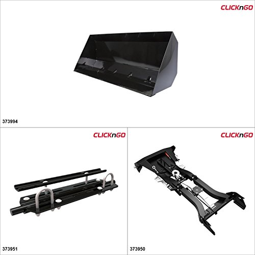 Read About ClickNGo GEN 2 ATV Plow kit - 42, Yamaha Grizzly 350 2007-13
