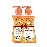 Santoor Hand wash Classic 200ml (Buy 1 Get 1 Free)
