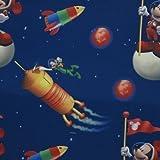 Deluxe Disney Mickey Mouse 1pieza de tamaño XXL bufanda//cortinas L 250x 140cm azul Sun/DIM Out Efecto nuevo